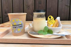 養蜂体験 松治郎の舗1